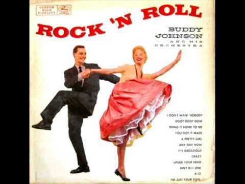 Buddy & Ella Johnson   Ain't But One 1957