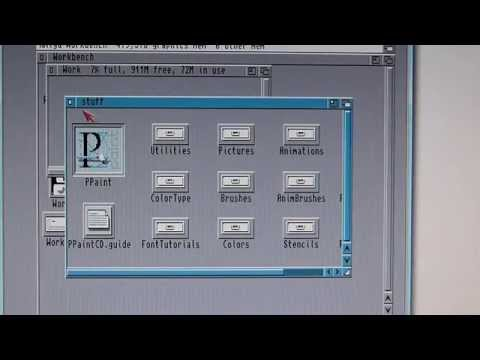 Amiga Compact Flash tutorial