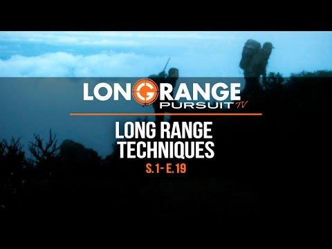 Long Range Pursuit | S1 E19 Long Range Shooting Techniques