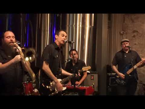 Tear It Up - The Planet Smashers LIVE @ Elora Brewing Company