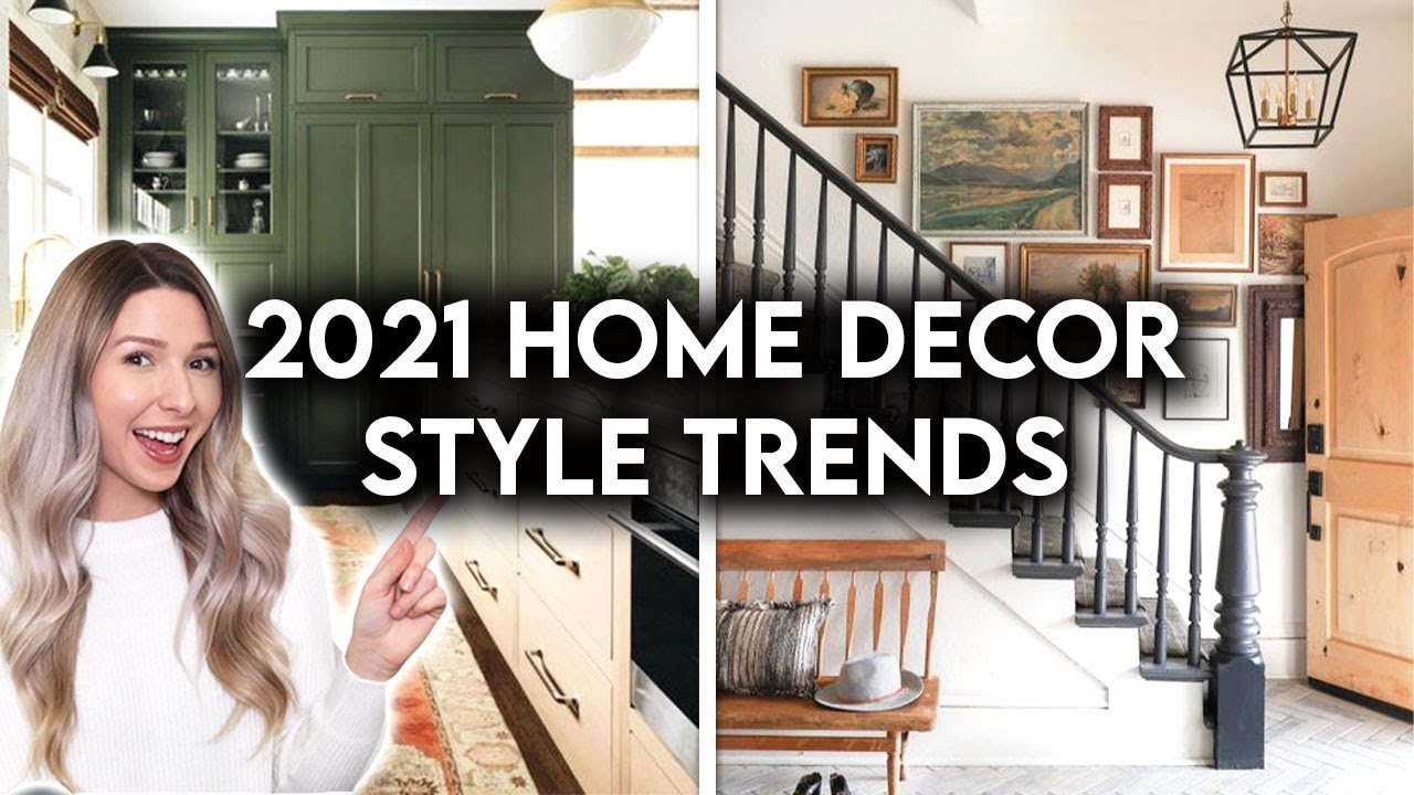 Download TOP 10 INTERIOR DESIGN + HOME DECOR TRENDS FOR 2021