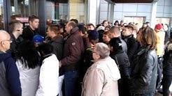 Puhelintarjous aiheutti väenryntäyksen Pirkkalassa