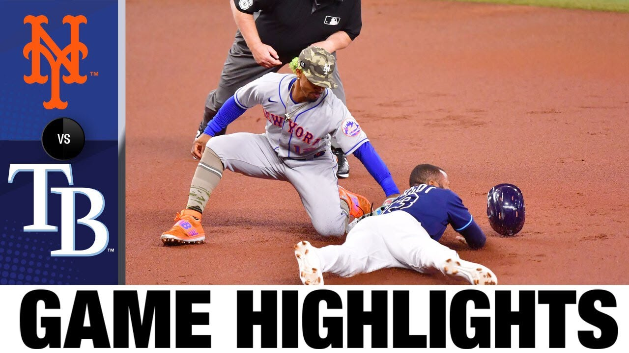 Download Mets vs. Rays Game Highlights (5/14/21) | MLB Highlights
