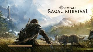 StormFall Saga of Survival. lvl 37