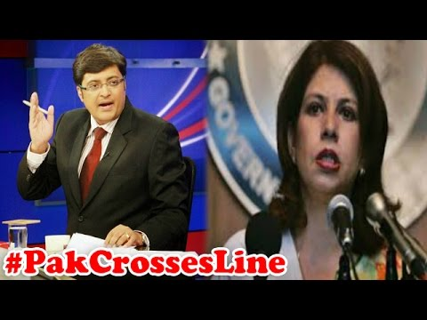 Pakistan Crosses Line: Who's changing demography? :The Newshour Debate (1st May 2015)