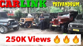 Old Jeep   Used Cars Showroom in Kerala Trivandrum   Cheap Prices Second Hand Cars in Kerala 15