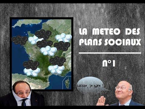 ► La météo des plans sociaux n°1 (14 décembre 2013) ◄