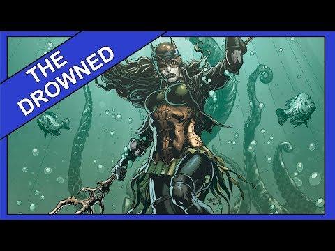 Batman - The Drowned #1