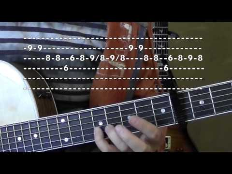 Kick the Dust Up ★ Guitar Lesson ★ TABS ★ Luke Bryan