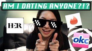 AM I DATING ANYONE?!? - LESBIHONEST