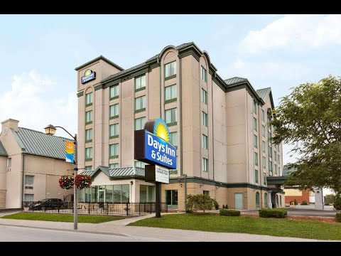 Days Inn & Suites - Niagara Falls, Centre St., By The Falls - Niagara Falls Hotels, Canada