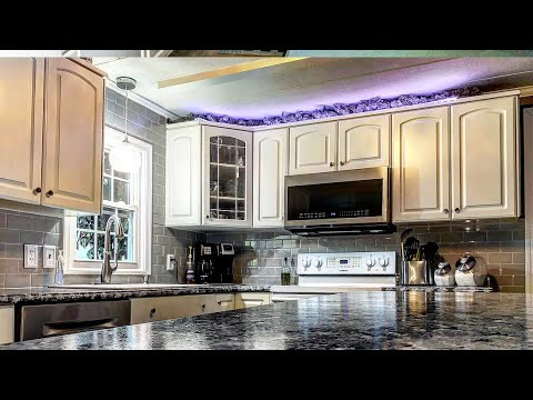 How To Paint Countertops | Faux Marble Countertops | Giani DIY Counter Top Project