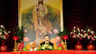 2011年7月 卢军宏台长 白话佛法 东方台节目完整录音 11/19 【Master JunHong Lu】
