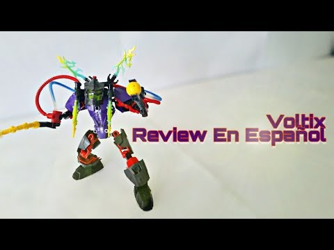 Lego Hero Factory Voltix Review En Español Neon Crack