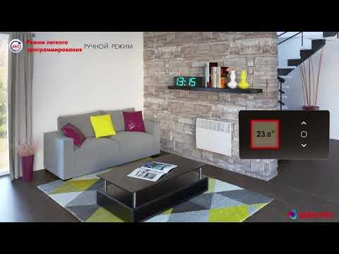 HD панели Atlantic - конвекторы нового поколения