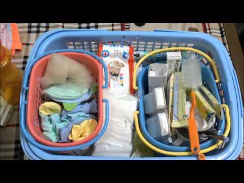 Chia sẻ cách chuẩn bị đồ mang đi sinh