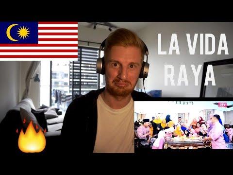 DSV - Lavida Raya (MV) // MALAYSIAN MUSIC REACTION
