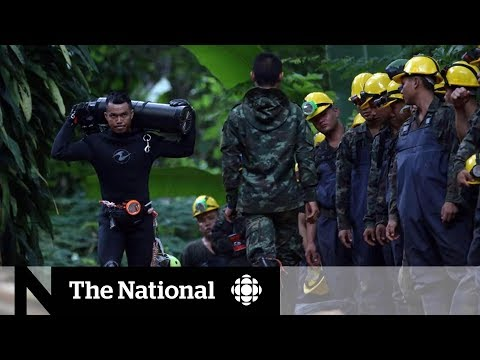 Thai cave rescue's biggest obstacle is the environment