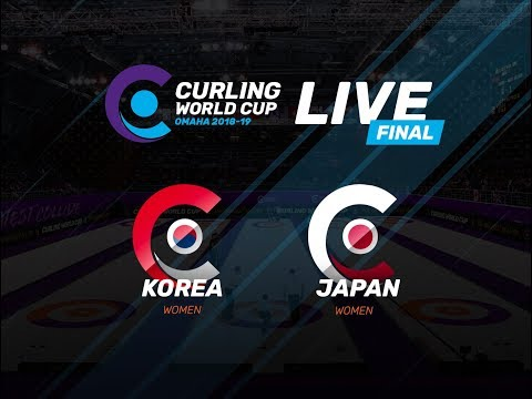Women's Final - Curling World Cup second leg, Omaha, United States