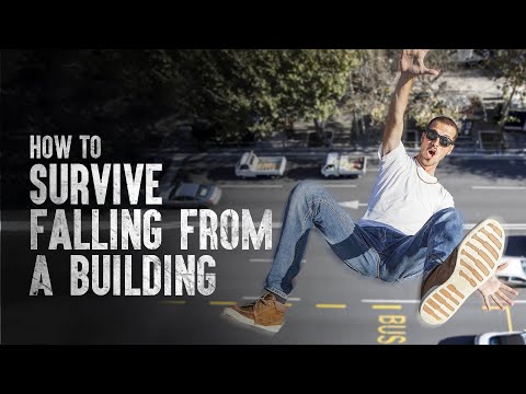 How To Survive Falling From A Building