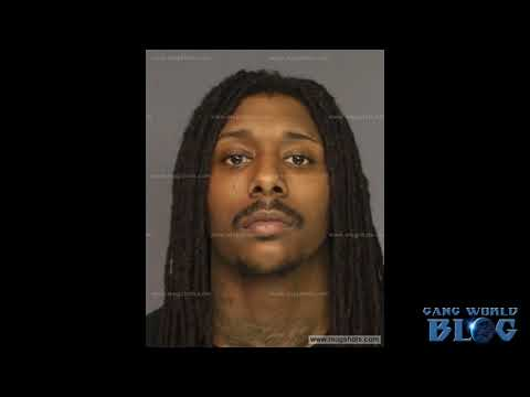 High Ranking Grape Street Crip pleads Guilty on Mutiple Charges (New Jersey)