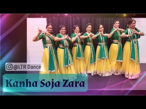 Kanha Soja Zara | LTR Dance