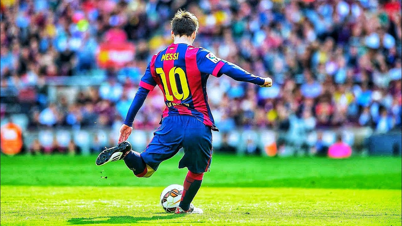 Lionel Messi ● The God of Free Kicks ||HD||