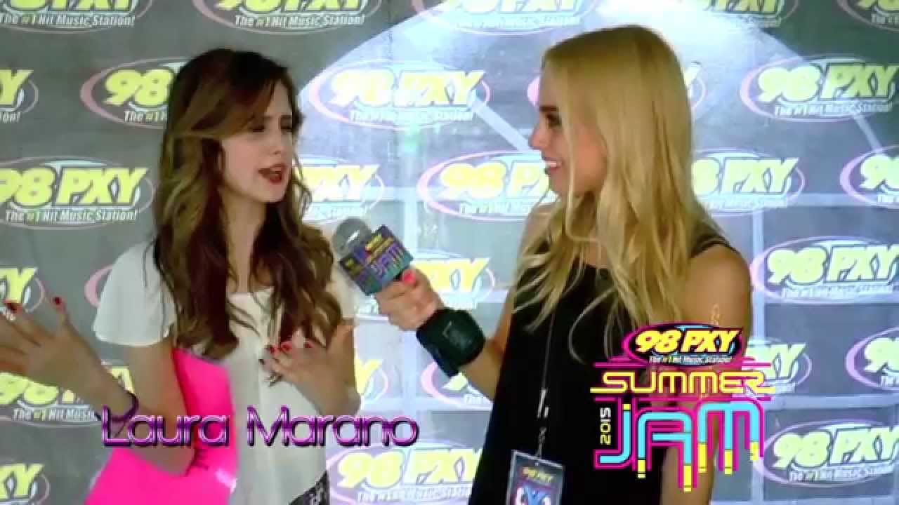 R5 interview with laura marano dating