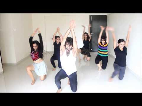 Mayya Mayya Guru Dance Steps by Devesh Mirchandani