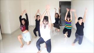 Mayya Mayya Guru Dance Steps by Devesh Mirchandani