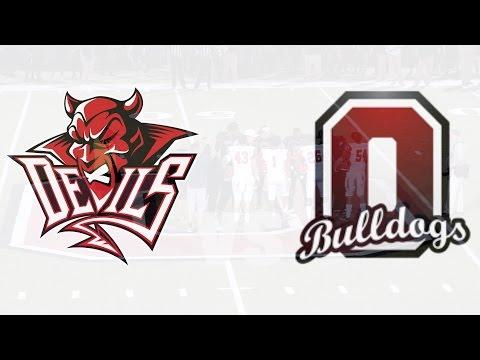 Central Red Devils VS Opelika Bulldogs 2016