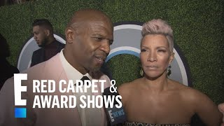 Terry Crews Tells Why He's Suing WME Agent Adam Venit | E! Live from the Red Carpet