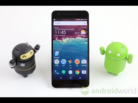 Huawei Nexus 6P, recensione in italiano