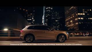 Noul Touareg. Cu Infotainment Premium. Volkswagen.