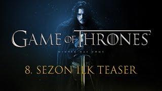 Game of Thrones 8. Sezon Yayın Tarihi Açıklandı! | Teaser İnceleme #ForTheThrone