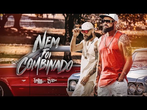 Tribo da Periferia - Nem Foi Combinado (Official Music Video)