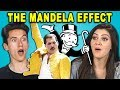 10 CREEPY MANDELA EFFECTS #2 w/ Teens (R