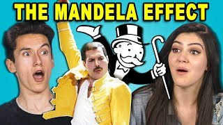 Download 10 CREEPY MANDELA EFFECTS #2 w/ Teens (REACT) Mp3 and Videos