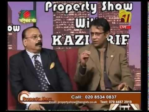 Property Show with Kazi Arif - with Matab Chowdhury