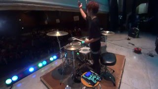 高校生ドラマー RIKU DrumSolo(文化祭) thumbnail