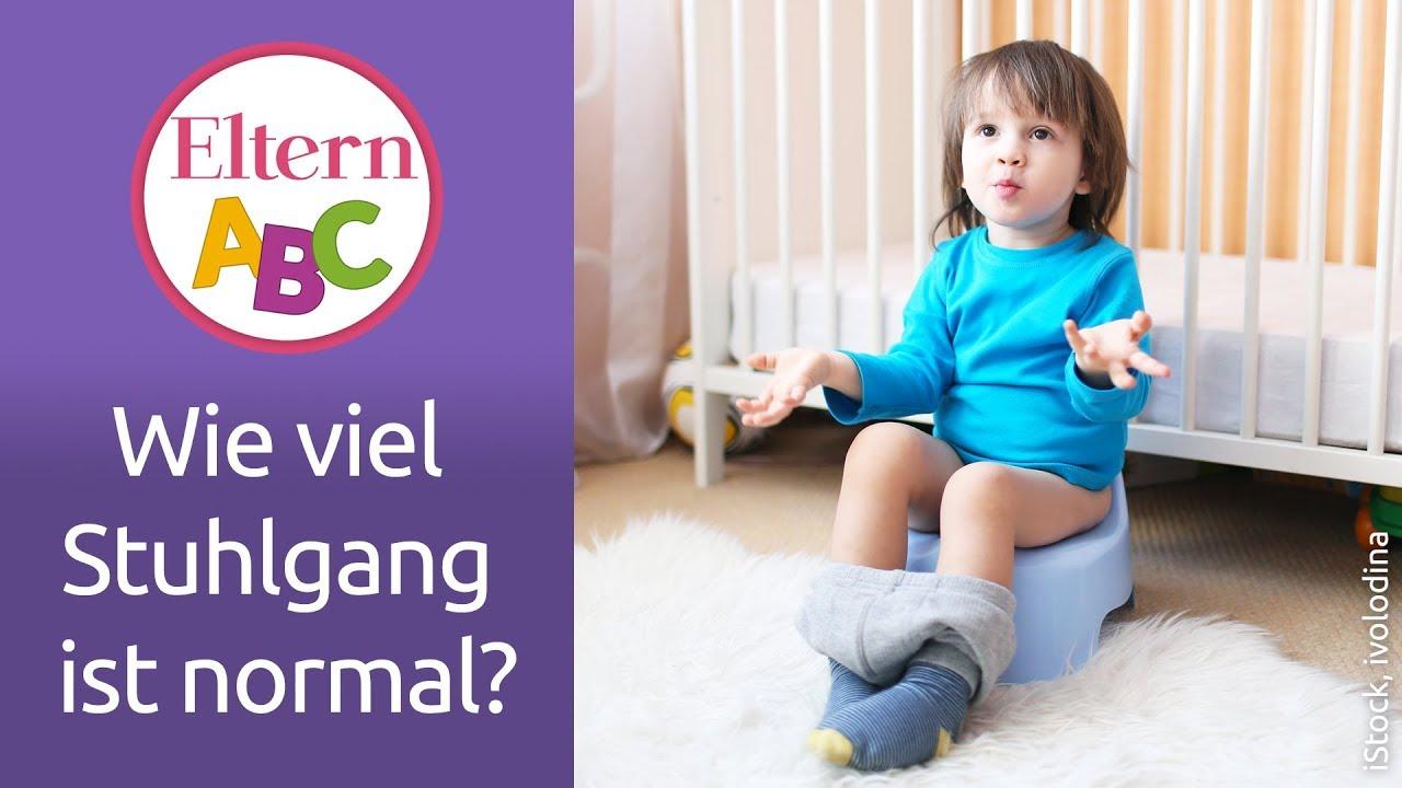Stuhlgang Beim Baby Wie Viel Ist Normal Baby Eltern Abc