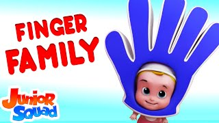 Finger Family | Nursery Rhymes & Baby Songs | Kids Rhyme For Children