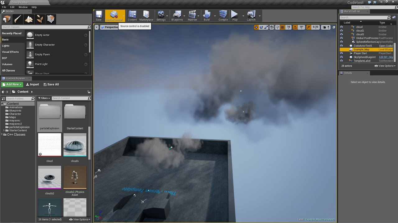 Unreal engine volumetric 3d cloud system with dynamic lighting unreal engine volumetric 3d cloud system with dynamic lighting overview malvernweather Images