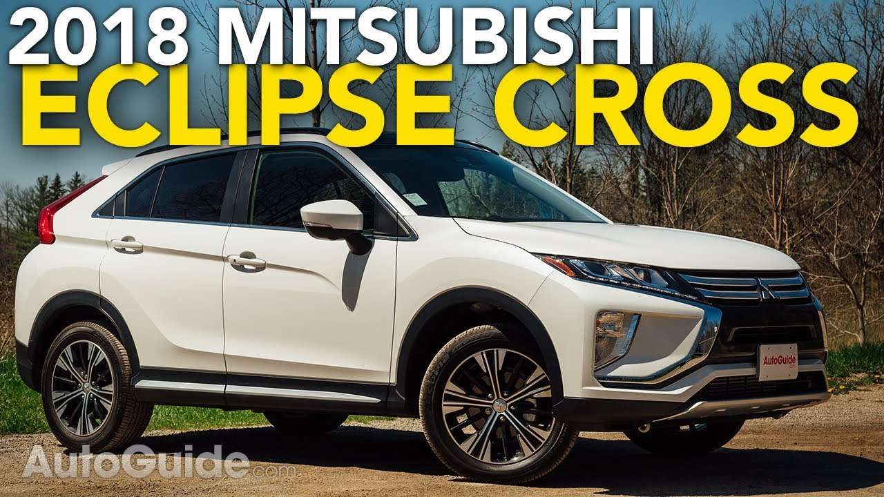 2018 Mitsubishi Eclipse Cross Review Youtube