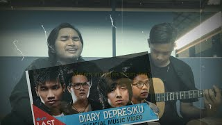 Sedih Banget 😢 !!!!!  Last child - Diary Depresiku (cover) By  Penyanyi wc