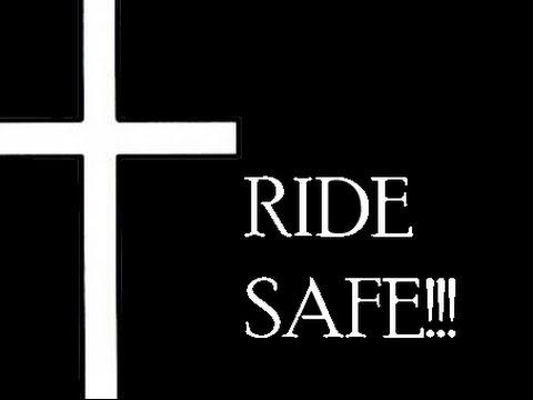 Ride safe! - motivational speech for riders! // FullHD