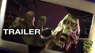 ParaNorman Official Trailer #3 - International Laika Movie (2012) HD