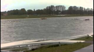 Damen Raceroei Regatta 2015 zondag deel 5
