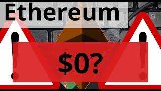 Ethereum $0 или мейнстрим у КИТОВ и Биткоин $8000 цель БЫКОВ говорят они..