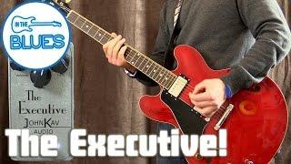 John Kav Audio Executive Overdrive (ES-335 & Les Paul)